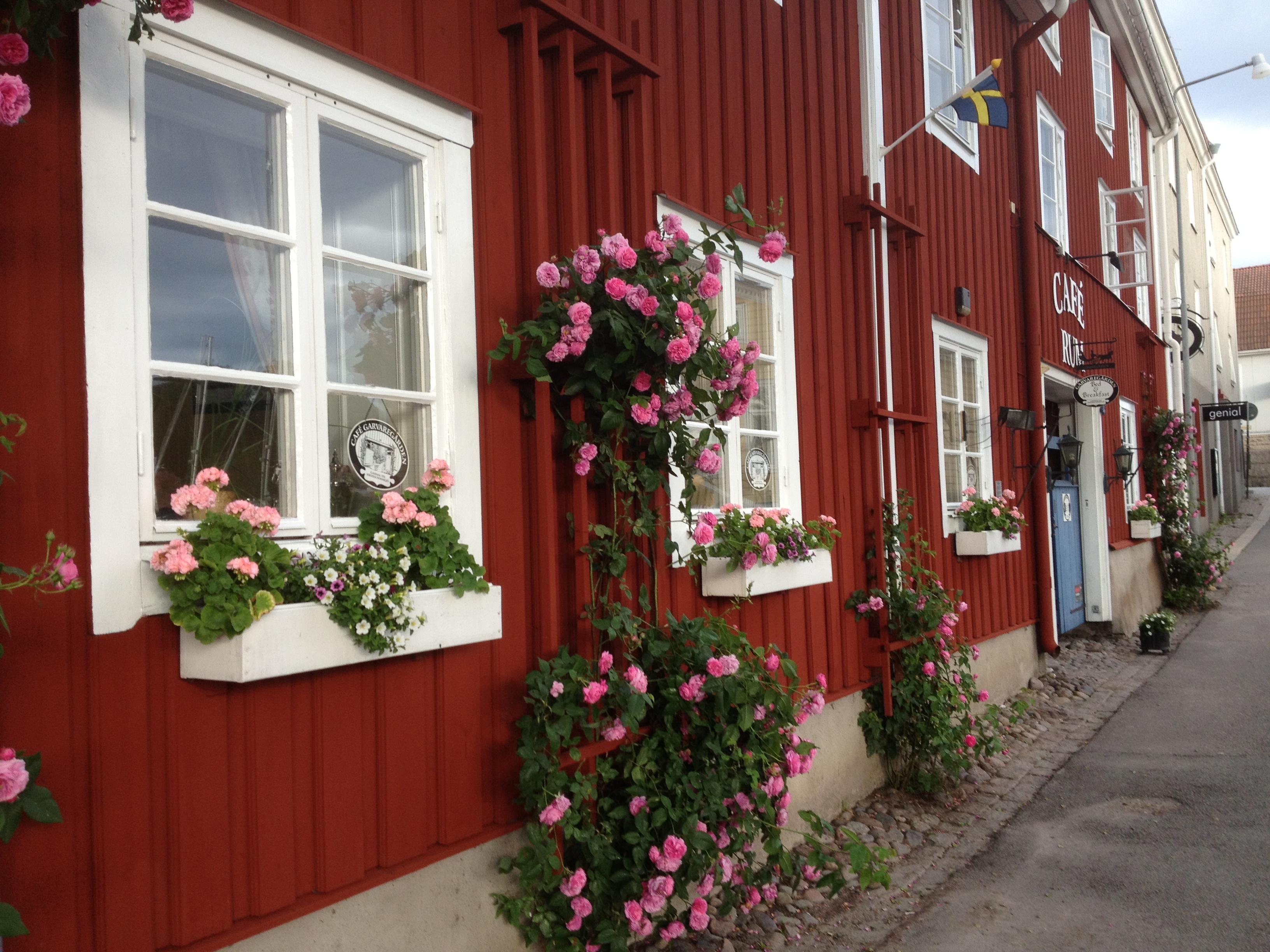 Mysigt vintage bed and breakfast i askersund   luna eks trädgårdsblogg