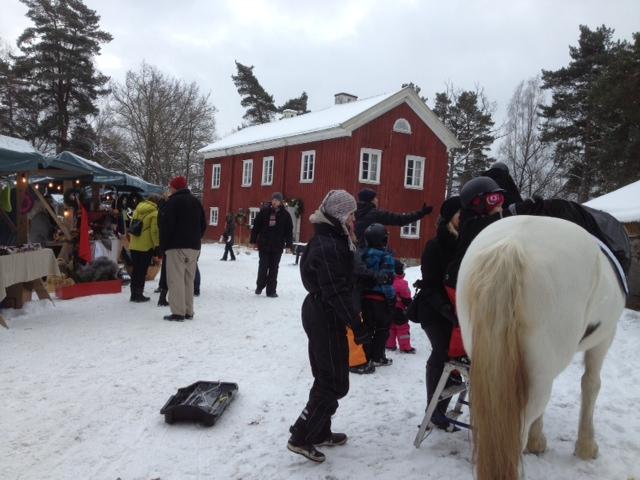 Julmarknad Borås
