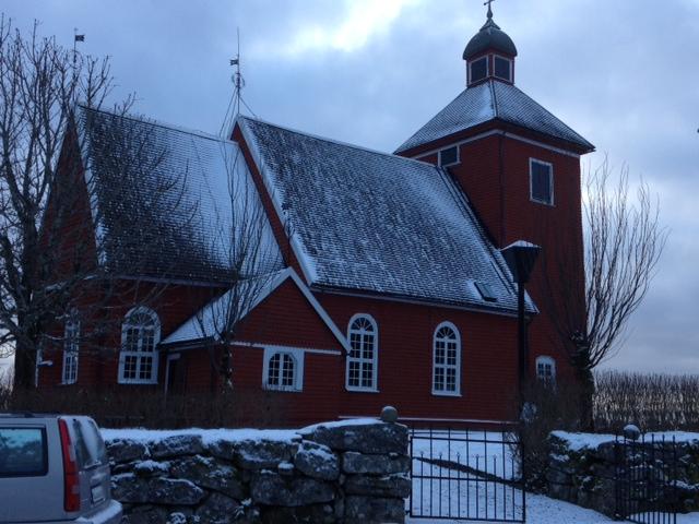 Mossebo kyrka