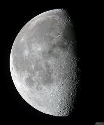 nedåtgående måne