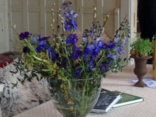 blomstervas